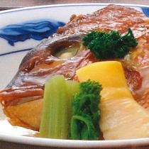 鯛のあら煮 定番別注料理