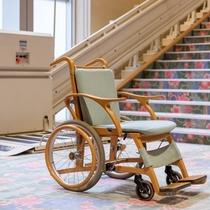 車椅子リフト