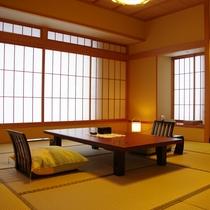 露天風呂付特別室533 和室