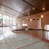 女性用大浴場『緑水の湯』