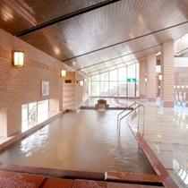 男性用大浴場『緑水の湯』