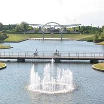 【観光】国営ひたち海浜公園<サイクリング>