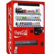 【お知らせ】自動販売機ロビー&6Fに完備(アルコールは3F&6F)