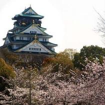 ◆大阪城◆大阪城ホールまで約30分とコンサートにも便利♪