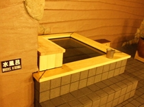 大浴場の水風呂