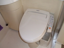 ウォッシュレット付トイレ