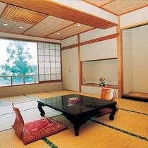 *【和室一例】ご家族連れに人気のお部屋です。