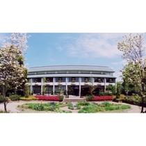*【春の外観】ひたち海浜公園、阿字ヶ浦海水浴場、アクアワールド茨城県大洗水族館もアクセス至便