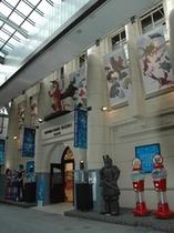 黒壁スクエア内にある「フィギアミュージアム」