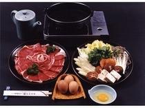すき焼き食べ放題(イメージ)