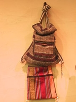 チベッタンバッグ