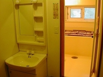脱衣所とお風呂