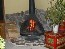 暖炉 (普通の)