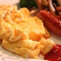 朝食ーメインプレート