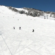 よませ温泉スキー場