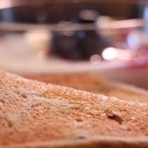 朝食ーパン