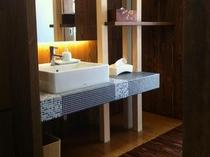 「弥生」の洗面台