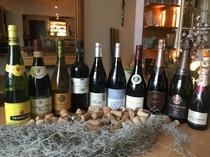 地物ワインの楠ワイナリーもありますよ!