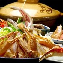 【カニスキ】津居山ガニを蟹スキコースで堪能♪蟹の旨味が効いてる!!