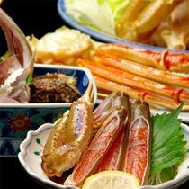 冬の味覚!蟹料理