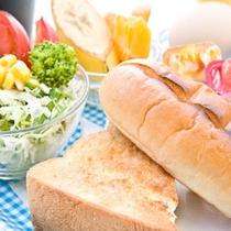 ○朝食 洋食