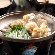 ○海鮮陶板