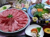 夏休み限定ファミリープラン・京の和牛すき焼き食べ放題☆