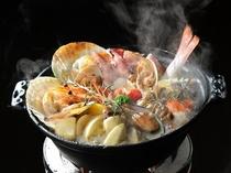 ブイヤベース(洋風海鮮鍋)