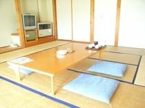 コテージ和室