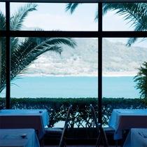 ◆海の見えるレストラン