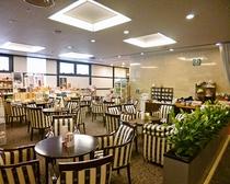 売店・喫茶スペース