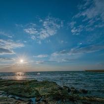 ◆海景色(昼)