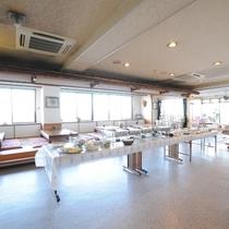 ◆朝食会場「食事処・夢」