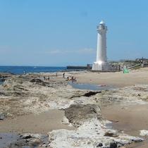 ◆野間灯台と海岸