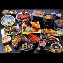 ◆極み会席(2017年1月13日~2017年6月30日迄)※お料理の内容は季節によって異なります。