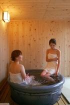 ゆらり個室宴会場のお風呂