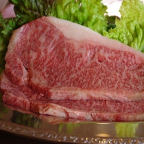 栃木和牛A4ランクのステーキ500
