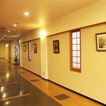 ●1F廊下●