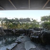 *【曳山の湯】曳山の力強さを表現した天然温泉大浴場