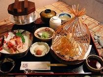 夕食付きプラン 来島鯛の釜飯夕食