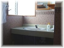 デラックスシングル ダブルの洗面台