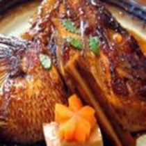 鯛荒炊き夕食プラン