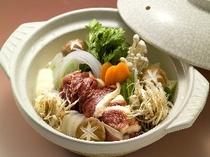 新潟県産真鴨鍋