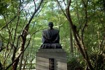 石田三成銅像