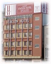 ホテル 外観 2009 1.10
