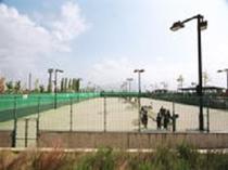 南長野運動公園 テニスコート