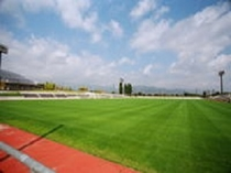 南長野運動公園 サッカースタジアム