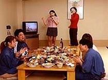 和室宴会場