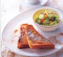 ■朝食メニュー例(4)
