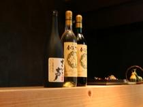 山形のワインや焼酎